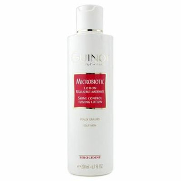 Guinot - Microbiotic Shine Control Toning Lotion (For Oily Skin) -200ml/6.7oz