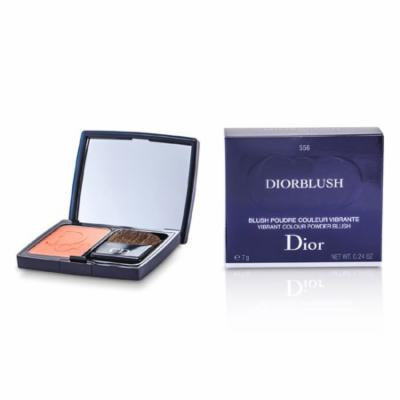 Christian Dior - DiorBlush Vibrant Colour Powder Blush - # 556 Amber Show -7g/0.24oz