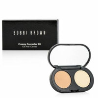 Bobbi Brown - New Creamy Concealer Kit - Cool Sand Creamy Concealer + Pale Yellow Sheer Finish Pressed Powder -3.1g/0.11oz