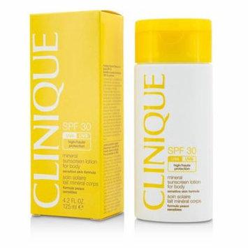 Mineral Sunscreen Lotion For Body SPF 30 - Sensitive Skin Formula-125ml/4oz