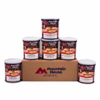 Mountain House Freeze Dried Breakfast Favorites Kit (Pack of 6)