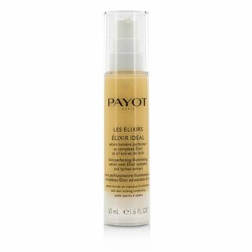 Payot - Les Elixirs Elixir Ideal Skin-Perfecting Illuminating Serum - For Dull Skin - Salon Size -50ml/1.6oz