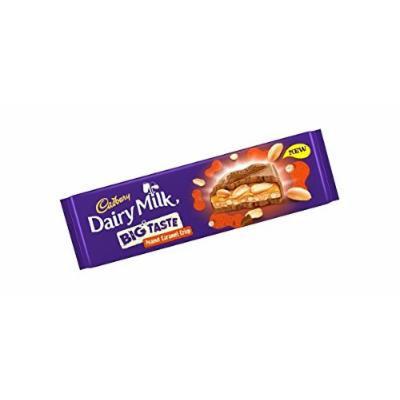 Cadbury Dairy Milk Peanut Caramel Crisp