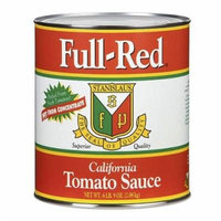 Full Red Tomato Sauce #10, Pack of 6