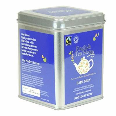 English Tea Shop - Earl Grey Tea - Loose Leaf Tea - 100g (Case of 6)