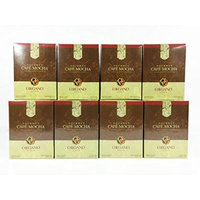 8 Boxes of Organo Gold Ganoderma Gourmet - Gourmet Cafe Mocha (15 sachets per box)