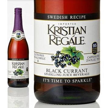 Kristian Regale Sparkling Fruit Juices 4 Packs (Black Currant)
