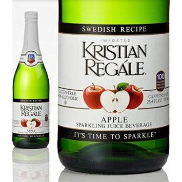 Kristian Regale Sparkling Fruit Juices 4 Packs (Apple)