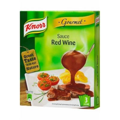 Knorr Red Wine Gourmet Sauce Mix (PACK OF 12)