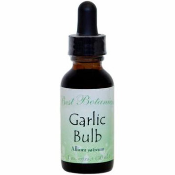 Best Botanicals Garlic Bulb Extract 1 oz.