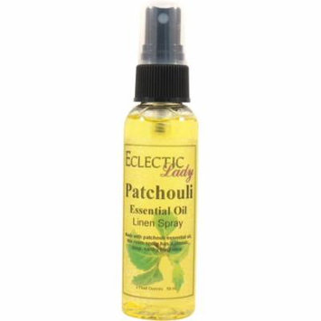 Patchouli Essential Oil Linen Spray, 2 ounces