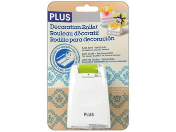 Plus Corporation Decoration Roller Refill 54 Yards/Pkg-Film