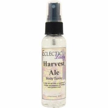 Harvest Ale Body Spray (Double Strength), 4 ounces