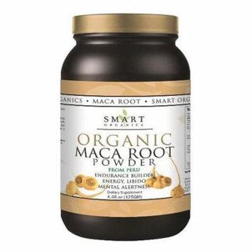Smart Organics Organic Maca Root Builder Energy Powder, 4.46 oz