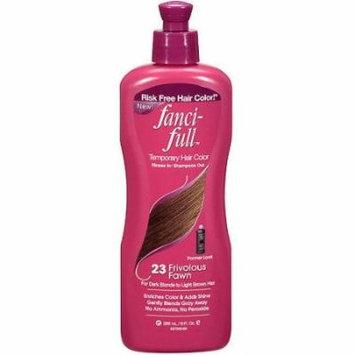Fanci-Full Temporary Hair Color, Frivolous Fawn 9.0 fl oz(pack of 4)