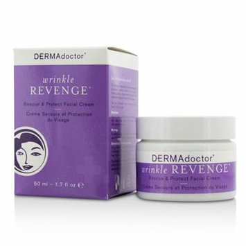 DERMAdoctor - Wrinkle Revenge Rescue & Protect Facial Cream -50ml/1.7oz