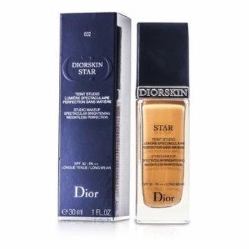 Christian Dior - Diorskin Star Studio Makeup SPF30 - # 32 Rose Beige -30ml/1oz