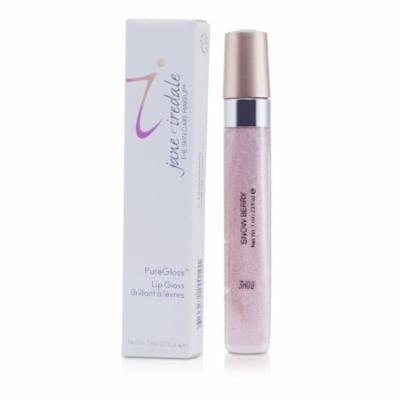 Jane Iredale - PureGloss Lip Gloss (New Packaging) - Snow Berry -7ml/0.23oz
