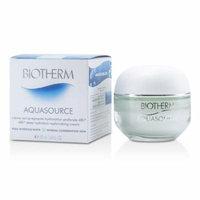 Biotherm - Aquasource 48H Deep Hydration Replenishing Cream (Normal/Combination Skin) -50ml/1.69oz