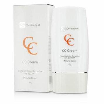 Dermaheal - CC Cream SPF30 - Natural Beige -50g/1.7oz