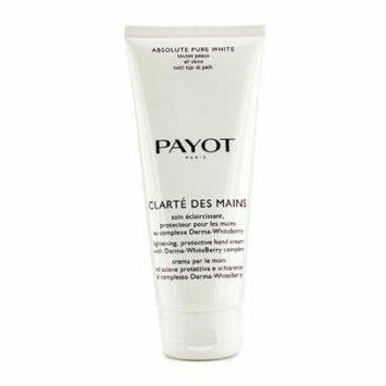 Payot - Absolute Pure White Clarte Des Mains Lightening Protective Hand Cream (Salon Size) -200ml/6.7oz