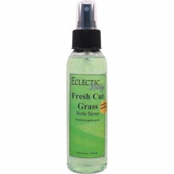 Fresh Cut Grass Body Spray (Double Strength), 4 ounces
