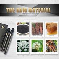 HUAMIANLI Waterproof Eye Lashes Mascara Natural Women Eyelash Curling Mascara