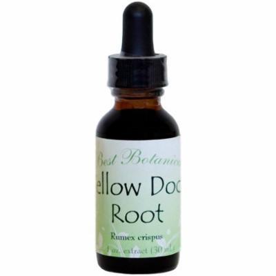 Best Botanicals Yellow Dock Root Extract 1 oz.