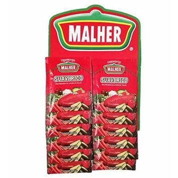 Malher Suave Rico Seasoning 0.4 oz - Sazonador (Pack of 40)