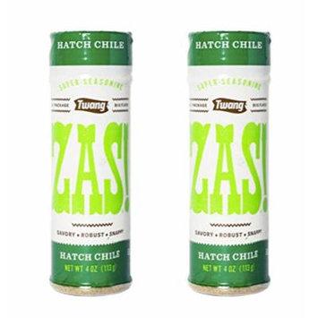 ZAS! Super Seasoning Varieties - 4 ounce - 2 pack (Hatch Chile)