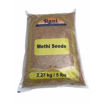 Rani Fenugreek Seeds (Methi) 5lbs (80oz)