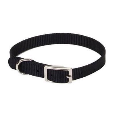 Coastal Pet Products Black Nylon Collar, 18