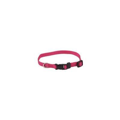 Coastal Pet Products Tuff Buckle Adjustable Flamingo Nylon Collar, 18