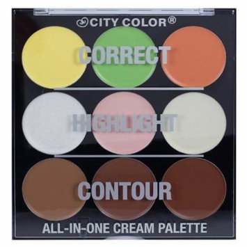 All-In-One Face Cream Palette