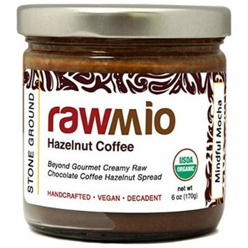 Rawmio - Hazelnut Coffee Spread - 6 oz