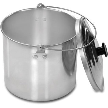 Stansport 2.5 Quart Aluminum Cook Pot with Lid
