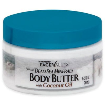 Harmon® Face Values™ 8.45 oz. Dead Sea Minerals Body Butter with Coconut Oil