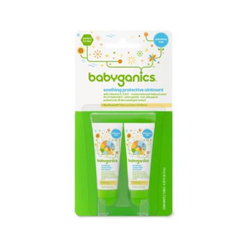 Kas Direct Babyganics Protective Ointment 2 Pack - 0.25 Ounce