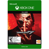 Xbox One Tekken 7: Standard Edition $59.99 - Email Delivery