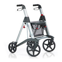 Core Distribution Rollator: Active Rollator Gray