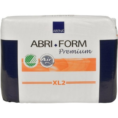 Abena Abri-Form Premium Briefs, Super, Extra-Large (XL), Pack/20