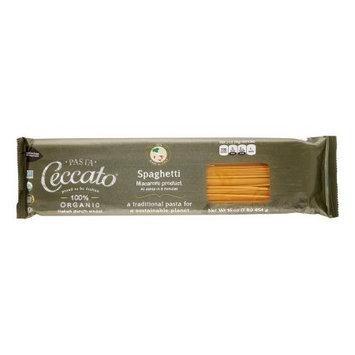 Ceccato Organic Pasta Spaghetti Macaroni Product 16 oz