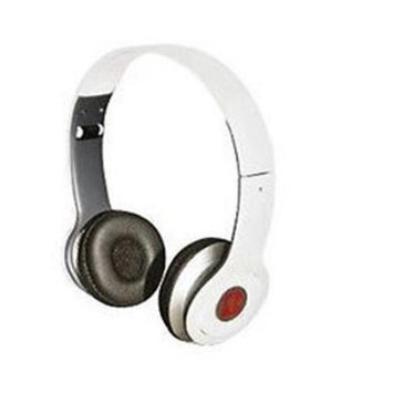 iBoost HP1106WH Stereo Foldable Headphones Rich Sound - White