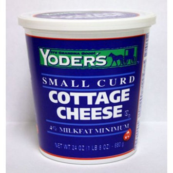 Yoders Yoder's,cottage Cheese, small Curd