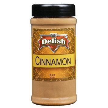 Ground Cinnamon by Its Delish, 8 oz Medium Jar