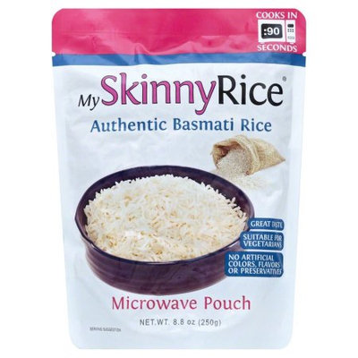 My Skinny 917209 8.8 oz Basmati Rice Pack of 12