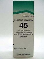 Unda - 45 0.7 fl oz w Minor Discomfort in Urination Unda - 1445 Exp.9.18+ SD