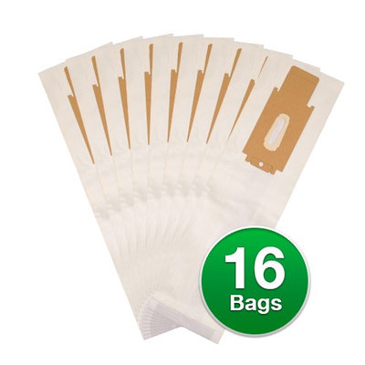 EnviroCare Replacement Vacuum Bags For Oreck XL2250RS 2000 Upright Series Vacuums - 16 Bags