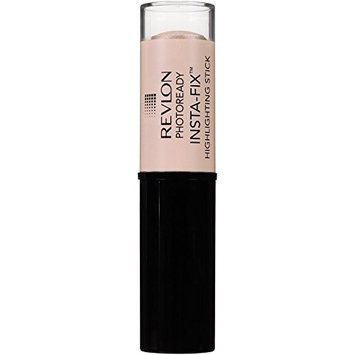 Revlon Photoready Insta-Fix Highlight Stick, Pink Light, 0.24 Ounce