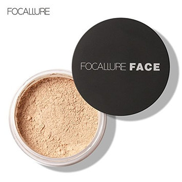 Loose Powder - 24 Hours Permanent Anti-Sweat Powder Oil Control Breathable Makeup Powder (2# Natural Color)